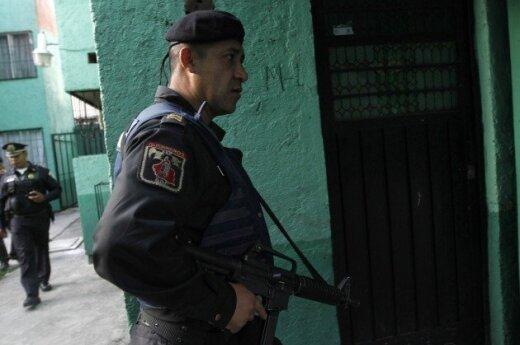 В Мексике застрелены более 20 человек