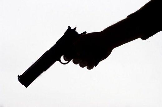 В США школьник пришел на занятия с пистолетом