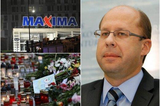 Уволен руководитель Maxima Latvija Гинтарас Ясинскас
