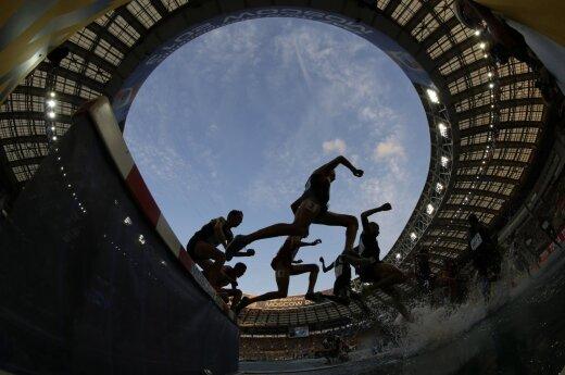 У итальянской атлетки пытались взять допинг-пробу на встрече с президентом