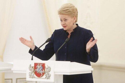 Президент Литвы о смене руководства Сейма: очищение приветствуется