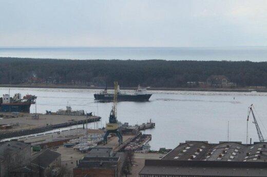 Klaipėdos universitetas statosi naują mokslinių tyrimų laivą
