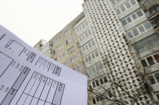 Vilniaus energija: в среднестатистической квартире счет за отопление снизился на 94 лита