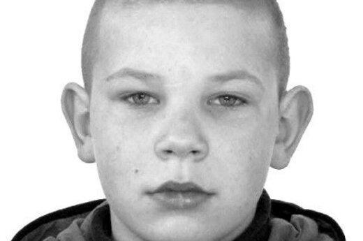 Паневежская полиция разыскивает 11-летнего мальчика