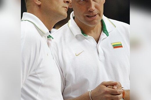 Тренером Lietuvos rytas может стать Р.Куртинайтис