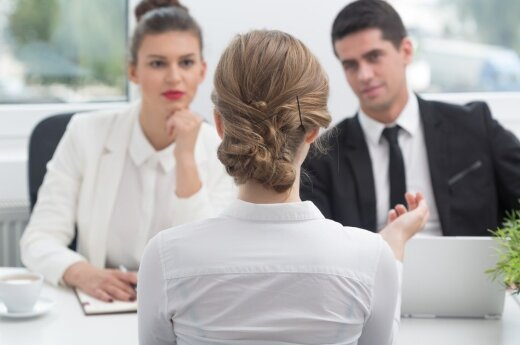 Trys dažniausiai darbo pokalbio metu užduodami klausimai ir kaip į juos atsakyti