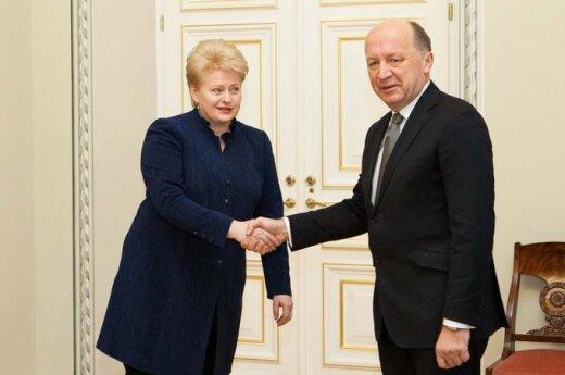 Grybauskaitė i Kubilius chcą zaostrzyć kary dla kupujących głosy