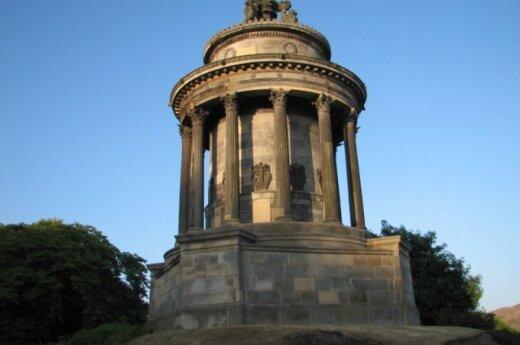 Meno galia ir reklamos klastos: kelionės po Škotiją įspūdžiai (II)