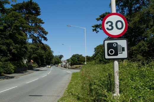 No escape for speed limit breaches with new laser speed meters in Kaunas