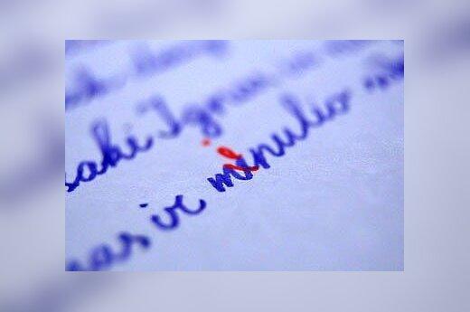 Klaida, rašyba