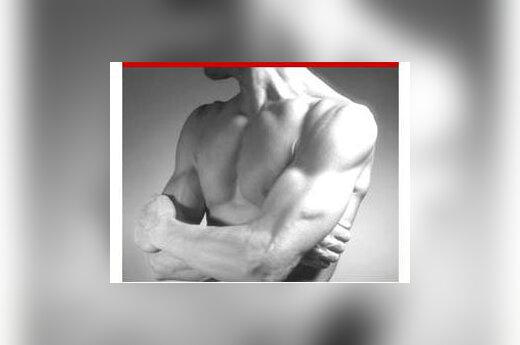 Vyrui svarbiausia raumenys
