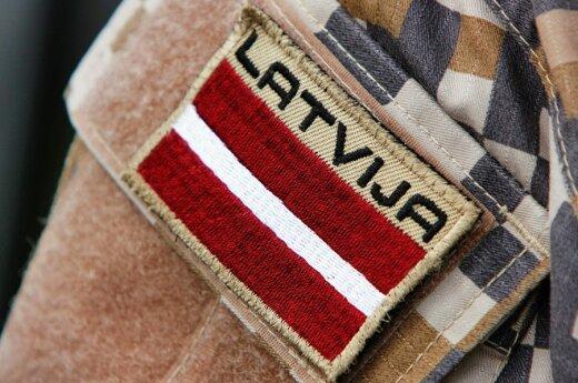 Американский военный атташе посетил базу в Латвии