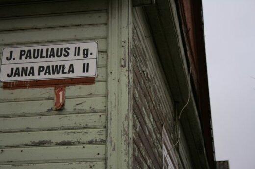 Nelietuviški užrašai Šalčininkų ir Vilniaus r. – nė krust