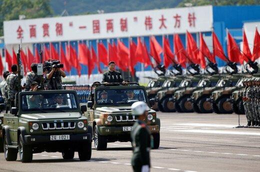 Юбилей присоединения Гонконга к Китаю сопровождали столкновения