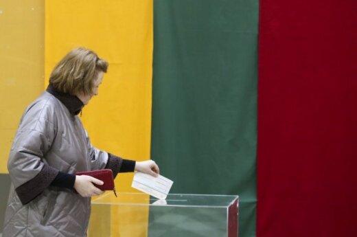 Aktualu rinkėjams: partijų ir vienmandatės rinkimų apygardos kandidatų rinkimų programos
