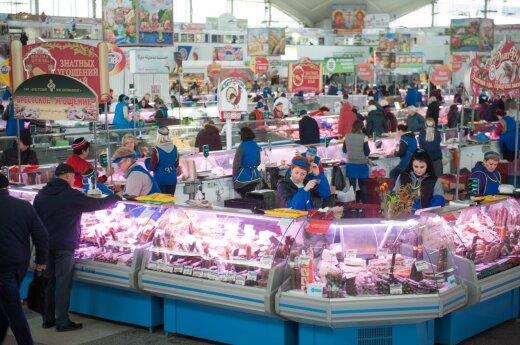 На рынке в Минске продают и покупают белорусское: товары и цены