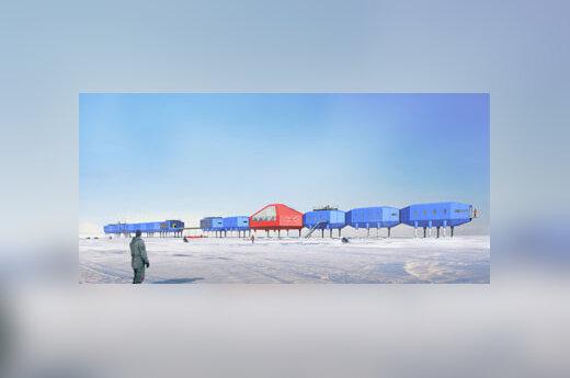 Mobili arkties tyrimų bazė