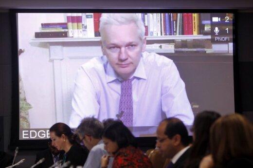 USA: Julian Assange wystąpił przed Zgromadzeniem Ogólnym ONZ