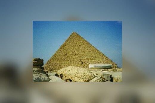 Piramidė