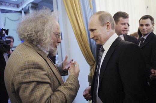 Aleksejus Venediktovas, Vladimiras Putinas