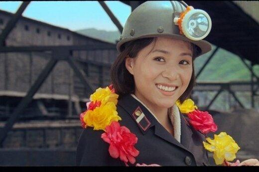 Draugė Kim mokosi skraidyti