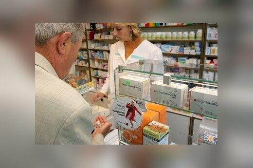 """""""Gintarinė vaistinė"""" perka """"Litfarmos"""" vaistines"""