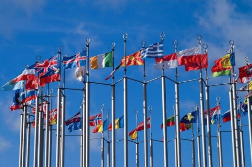 Главы МИД стран Балтии и Германии предупреждают о разочаровании жителей в ЕС