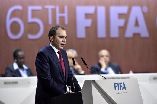 Принц Иордании поборется на пост главы ФИФА