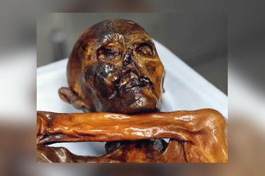 Akmens amžiaus mumija