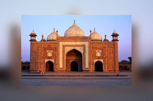 Indija, Taj Mahad