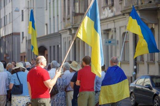 Pierwsza litewska rodzina z Ukrainy przyleci na Litwę