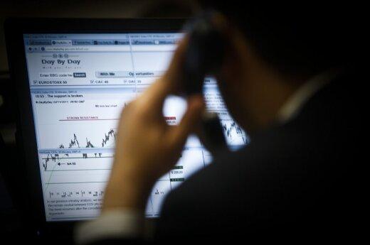 Rinkų nuotaiką lemia centrinių bankų veiksmai