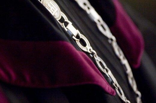 Судья Каунасского окружного суда мог подделать подписи коллег и выпустить преступников