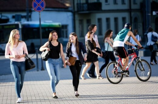 Youth unemployment declining in Lithuania