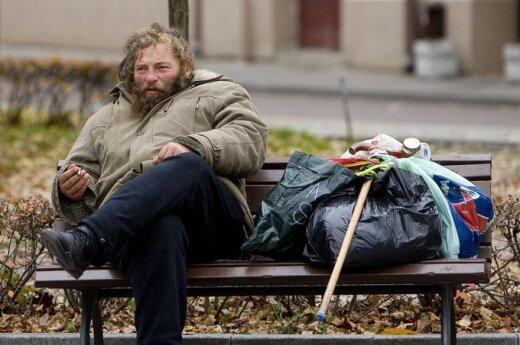 Ponad połowa mieszkańców Litwy jest niezadowolona ze swej sytuacji finansowej