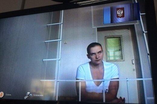 В России завершена психиатрическая экспертиза летчицы Савченко