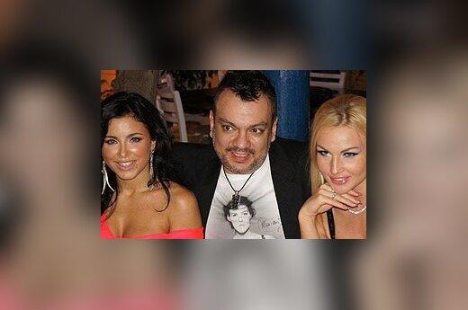 Ани Лорак, Филипп Киркоров и Камалия Захурова. Фото: kamaliya-zahoor.livejournal.com