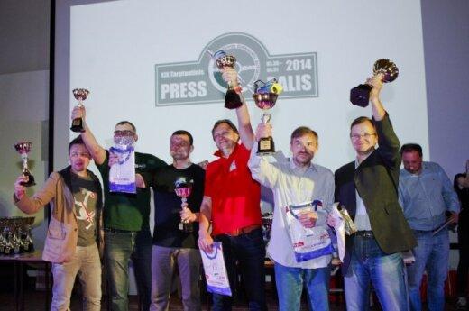 Press Rally 2014