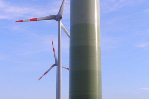 Vėjo jėgainės Lietuvoje