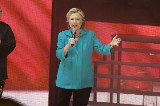 Хиллари Клинтон признала поражение на выборах президента США