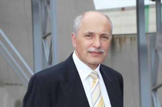 """Vaclavas Stankevičius. Žurnalo """"Transportas"""" nuotrauka"""