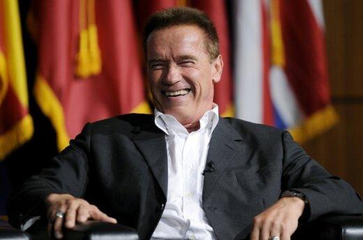 Arnold Schwarzenegger zdradzał z Czerwoną Sonją