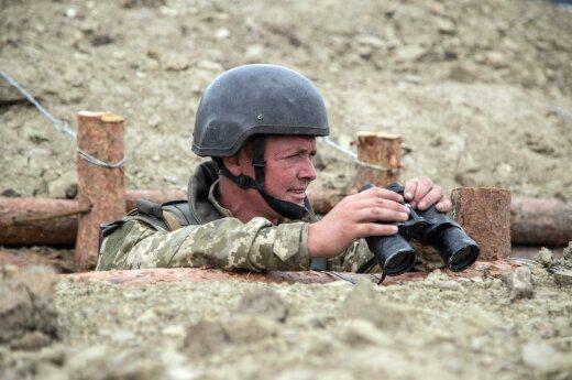 Украина сообщила о самых больших потерях в Донбассе с начала 2016 года