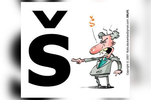 Kalba, karikatūra