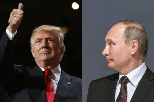 Путин рассказал о недавнем разговоре с Трампом
