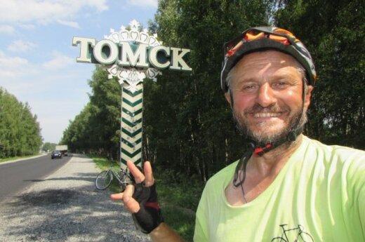 Ks. Dariusz Stańczyk. Tomsk