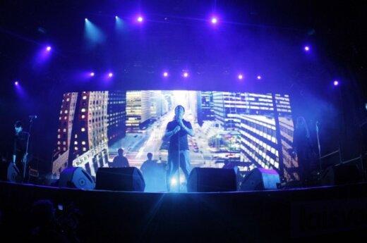 """""""Sel"""" koncertas Vilniuje"""