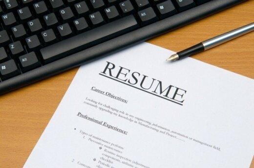 Pięć kroków do idealnego CV