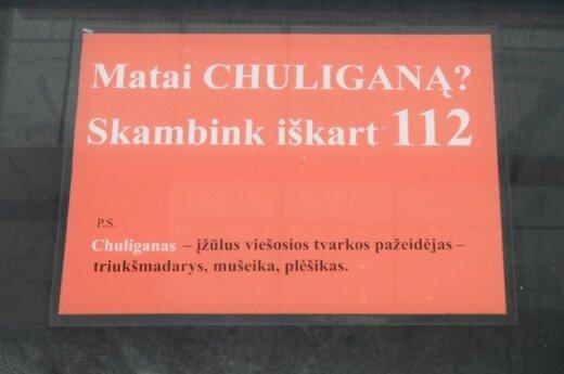 """Patirtis Klaipėdos viešajame transporte: """"ereliai"""" čia vartoja alkoholį ir muša žmones"""