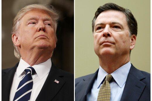 Увольнение главы ФБР Коми: Трамп пытается что-то скрыть?